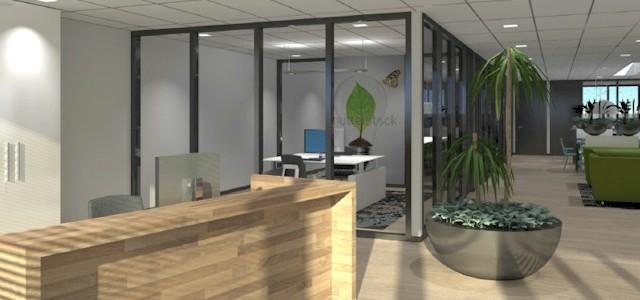 Elke kantoorunit wordt gestoffeerd opgeleverd en is voorzien van optimale […]